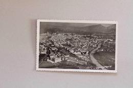 Suisse Genève, L'Arve, Le Rhône Et La Ville, A Circulé En 1955, Jolie Marque Postale De Pas De L'Echelle Haute Savoie - GE Geneva