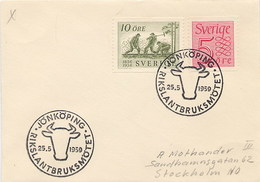 SVEZIA - SKARA  -  JONKOPING  -  FIERE AGRICOLTURA - Agricoltura
