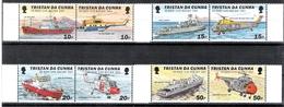 Tristan Da Cunha 2001 Hurricane Relief MNH CV £20.50 (4 Scans) - Tristan Da Cunha