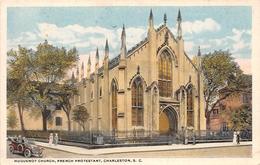 ¤¤  -  ETATS-UNIS  -  CHARLESTON   -  Huguenot Church , French Prostestant  -  ¤¤ - Charleston