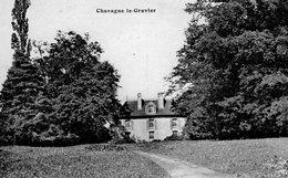 Chavagne-le-Gravier (35) - Le Château. - France
