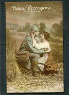 CPA - Douce Récompense - Guerre 1914-18