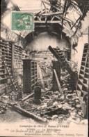 BELGIQUE RUINES D'YPRES LA BIBLIOTHEQUE - War 1914-18