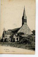 Meilars - L'église - Autres Communes