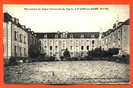 """CPA 52 Saint Loup Sur Aujon """" Monastère Du Choeur Immaculé De Marie """" - Autres Communes"""