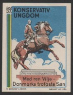 Denmark, Poster Stamp, Maerkat Nr. 1886, Mint - Emissions Locales