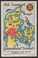 Denmark, Poster Stamp, Maerkat Nr. 3684, Mint - Emissioni Locali