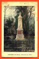 """CPA 52 Piépape """" Monument Aux Morts """" - Autres Communes"""