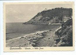Quercianella Romito E Villa Jana - Livorno