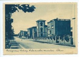 Rosignano Solvay Viale Arnaldo Mussolini Villini - Livorno