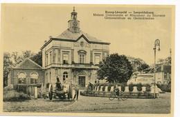 CPA - Belgique - Leopoldsburg - Bourg-Léopold - Maison Communale - Leopoldsburg