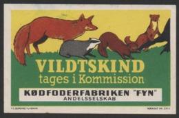 Denmark, Poster Stamp, Maerkat Nr. 2813, Mint - Emissions Locales
