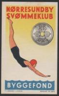 Denmark, Poster Stamp, Maerkat Nr. 2915, Mint - Emissions Locales