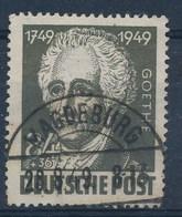 ALLIIERTE BESETZUNG - SOWJETISCHE ZONE  - Mi Nr 238 - Gest./obl. - Cote 6,00 € - Soviet Zone
