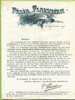 """VERGEZE  (30) : """" Vin Félix FLAISSIER - Propriétaire - Viticulteur """"  1909 - France"""