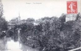 89 - Yonne -  TOUCY  -  Vue Generale - Toucy