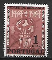 PORTUGAL     -  1965.    Y&T N° 958 Oblitéré . - 1910-... République