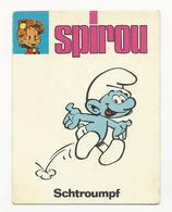 Calendar * 1979 * Portugal * Spirou * Schtroumpf - Calendriers