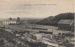 59 JEUMONT  Carrières De Walissart , Forges Et Bureaux - Jeumont