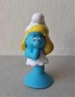 - SCHTROUMPFS - Schtroumpfette  - Micro Popz. Super U - Peyo - - Smurfs