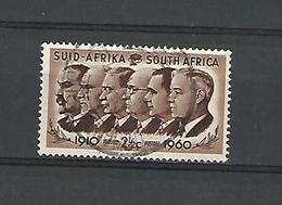 1960  SUID AFRIKA 1910 POSGELD 2 1/2 C POSTAGE 1960 OBLITÉRÉ  T.B - Oblitérés