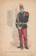 Militaria Ecole Spéciale De St-Cyr (infanterie) - Uniformes
