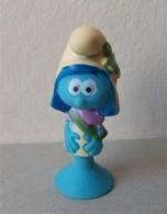 - SCHTROUMPFS - Tempète - Micro Popz. Super U - Peyo - - Smurfs
