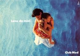 Publicité CLUB MEDITERRANEE - Homme Et Enfant - Photo Francis Giacobetti - Roux, Séguela, Cayzac & Goudard - Advertising