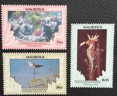 MAURITIUS 1989-97 Environmental Protection 1995 - Mauritius (1968-...)
