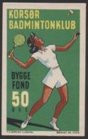 Denmark, Poster Stamp, Maerkat Nr. 3308, Used - Emissions Locales