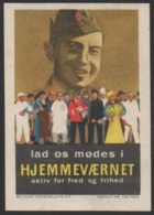 Denmark, Poster Stamp, Maerkat Nr. 7332, Used - Emissions Locales
