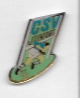 Pin's  Ville, Sport  RUGBY  C.S.V  JUNIORS  91 - 92  à  VILLEFRANCHE  SUR  SAÔNE  ( 69 ) - Rugby