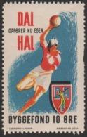 Denmark, Poster Stamp, Maerkat Nr. 3774, Used - Emissions Locales
