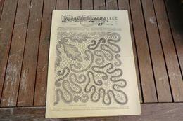 Catalogue - La Mode Favorite N°7 - La Mode Du Printemps Et De L'été 1912 - 80 Pages - - Cross Stitch