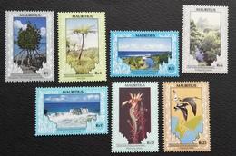 MAURITIUS 1989-97 Environmental Protection 1998 - Mauritius (1968-...)