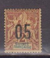 GUINEE      N° YVERT   :   48     NEUF SANS  CHARNIERES     ( NSCH 1/21 ) - Unused Stamps