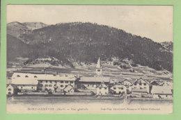 MONTGENEVRE : Vue Générale. Mont Genèvre. 2 Scans. Edition Chautard - Autres Communes