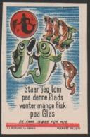 Denmark, Poster Stamp, Maerkat Nr. 2377, Mounted! - Emissions Locales