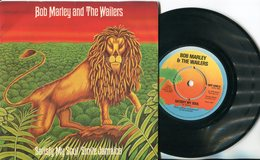 Bob Marley & The Wailers - 45t Vinyle - Satisfy My Soul Smile Jamaica - Reggae
