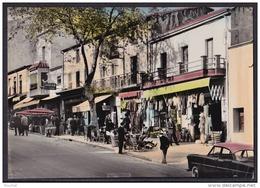 LOS LIMITES - Le Perthus (Gerona) - Barrio Espanol - (2 Scans) - Gerona