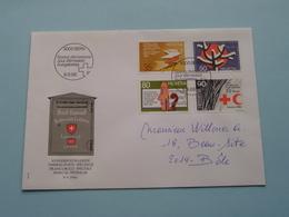 3000 BERN 9.9.86 - Giorno D'emissione / Ausgabetag / Jour D'émission ( Enveloppe ) > ( Detail : Voir Photo ) > Bôle ! - FDC