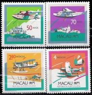 MACAO - Avions - Avions