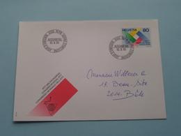 3000 BERN 10.9.85 - Giorno D'emissione / Ausgabetag / Jour D'émission ( Enveloppe ) > ( Detail : Voir Photo ) > Bôle ! - FDC