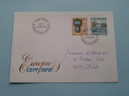3000 BERN 30.4.79 - Giorno D'emissione / Ausgabetag / Jour D'émission ( Enveloppe ) > ( Detail : Voir Photo ) > Bôle ! - FDC