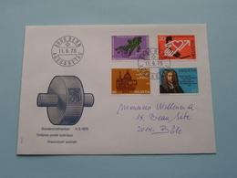 3000 BERN 11.9.75 - Giorno D'emissione / Ausgabetag / Jour D'émission ( Enveloppe ) > ( Detail : Voir Photo ) > Bôle ! - FDC