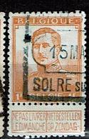 116  Obl  Ch De Fer  Solre SUR Sambre - 1905 Thick Beard