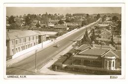 Australia, NSW, New England, Armidale, Township, Photo Postcard - Other