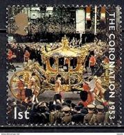 Great Britain 2003 - The 50th Anniversary Of The Coronation - 1952-.... (Elizabeth II)