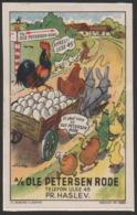 Denmark, Poster Stamp, Maerkat Nr. 1595, Mounted! - Emissions Locales