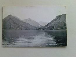 1946 Black And White  Postcard -  Loch Scavaig, Skye - Scotland